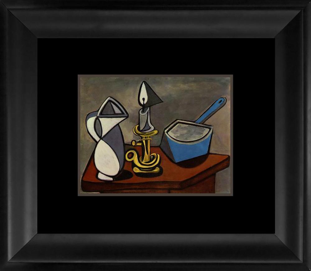 Lot 7180: Pablo Picasso Color Plate 1957 Lithograph