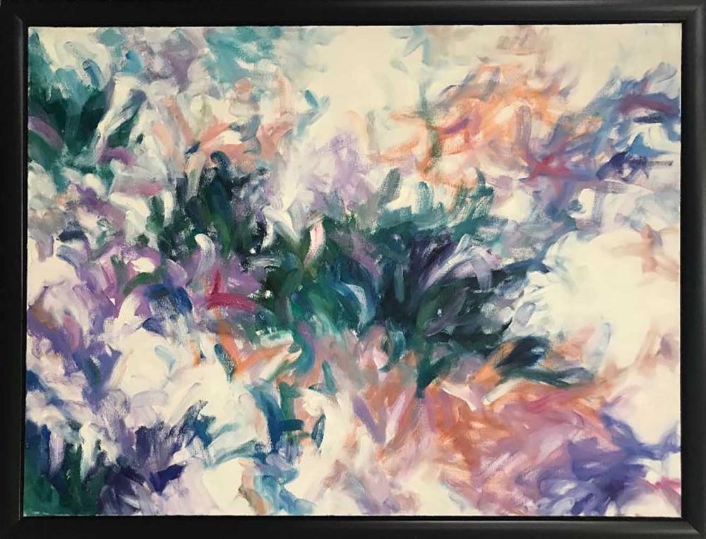 Lot 7201: Robert Copple original on canvas