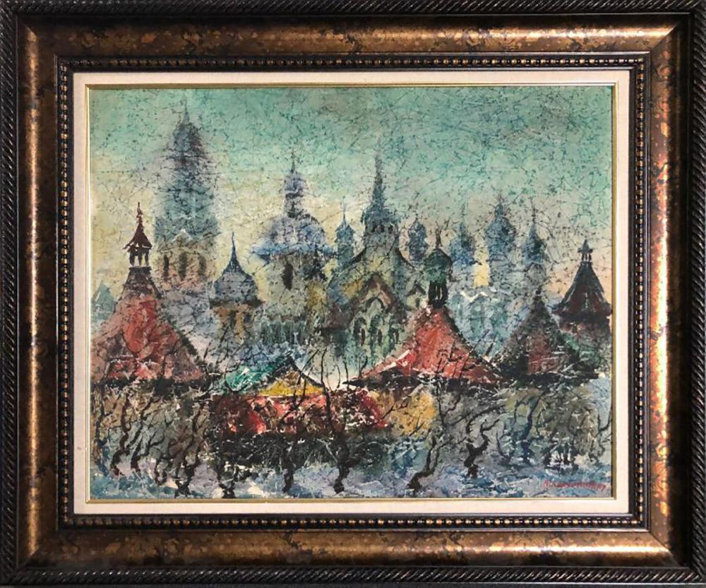 Lot 7041: Anatole Krasnyansky original
