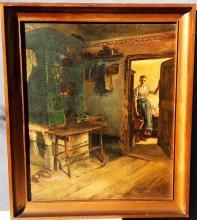 GOLBERODE- original by Wilhelm Ludwig Heinrich Claudius (1854-1942)