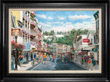 Stanton Manalakas Limited Edition Main Street