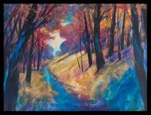Michael Schofield Original on canvas
