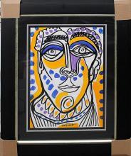 Sat Feb 24 Live Fine Art Auction