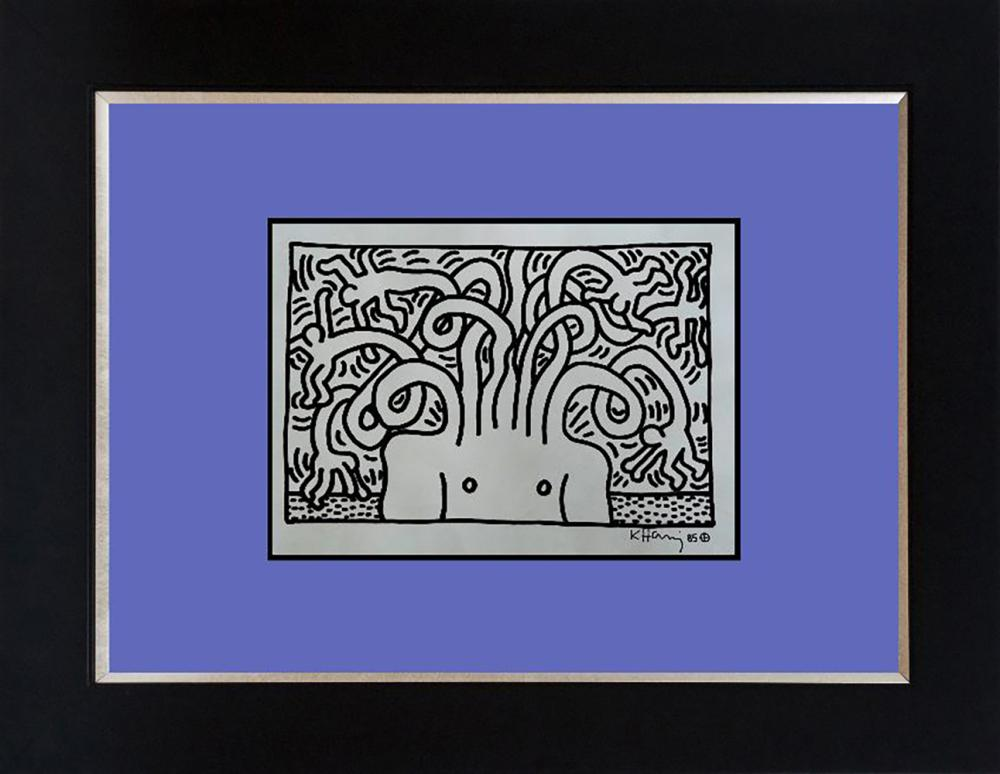 Keith Haring  lithograph