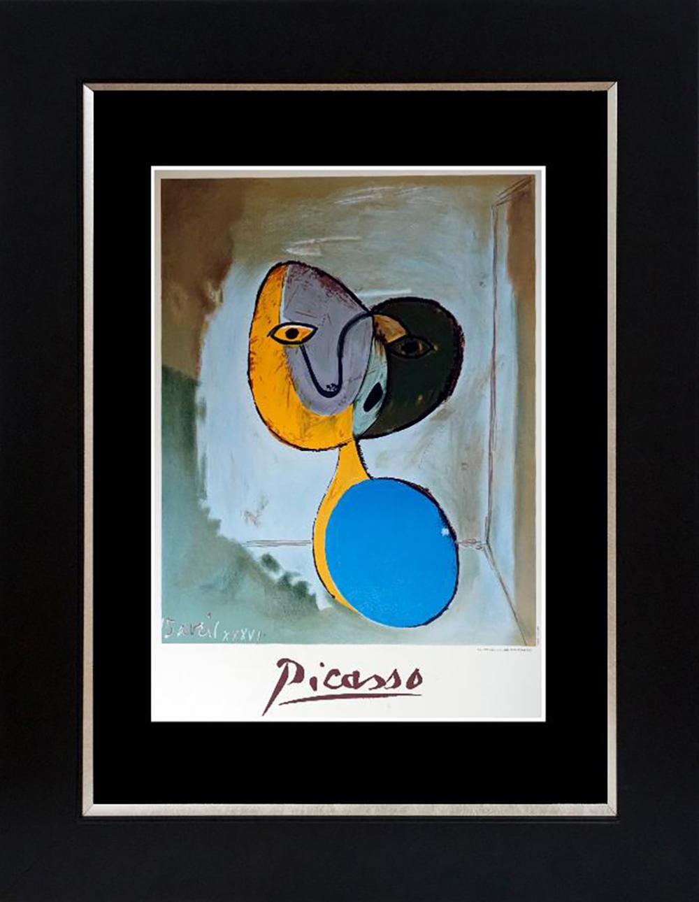 Pablo Picasso Lithograph 1980