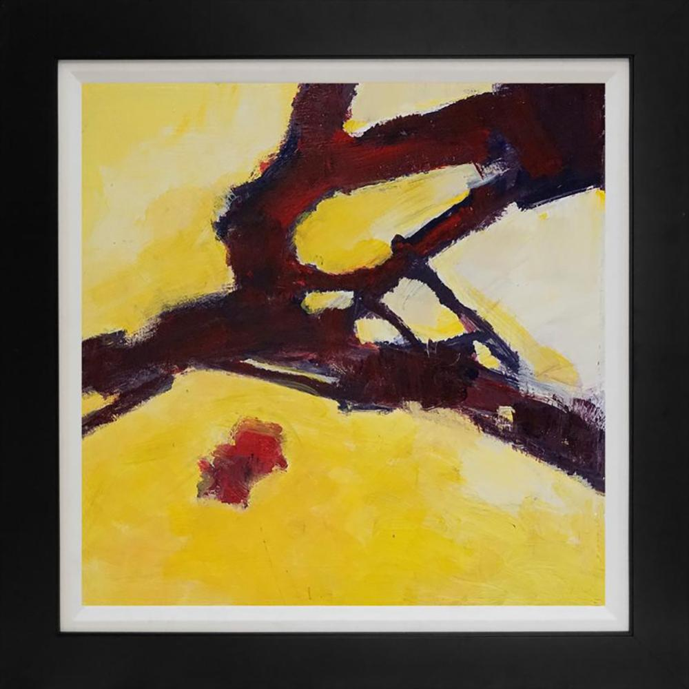 Original abstract on canvas by Michael Schofield