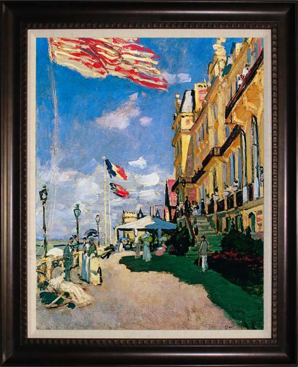 Claude Monet Hotel Roche Noir Limited Edition