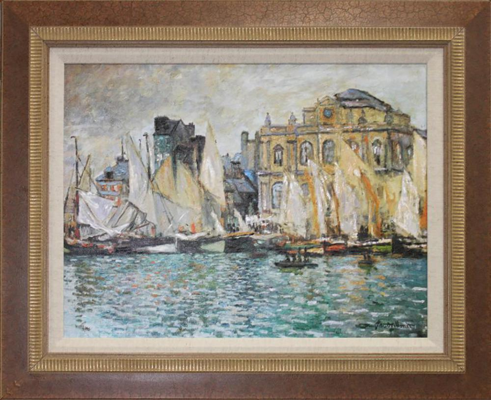 The Museum at the Habre Claude Monet Limited Edition