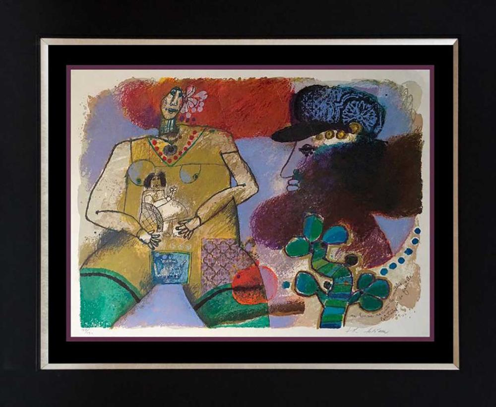 Wissotsky Limited Edition Serigraph