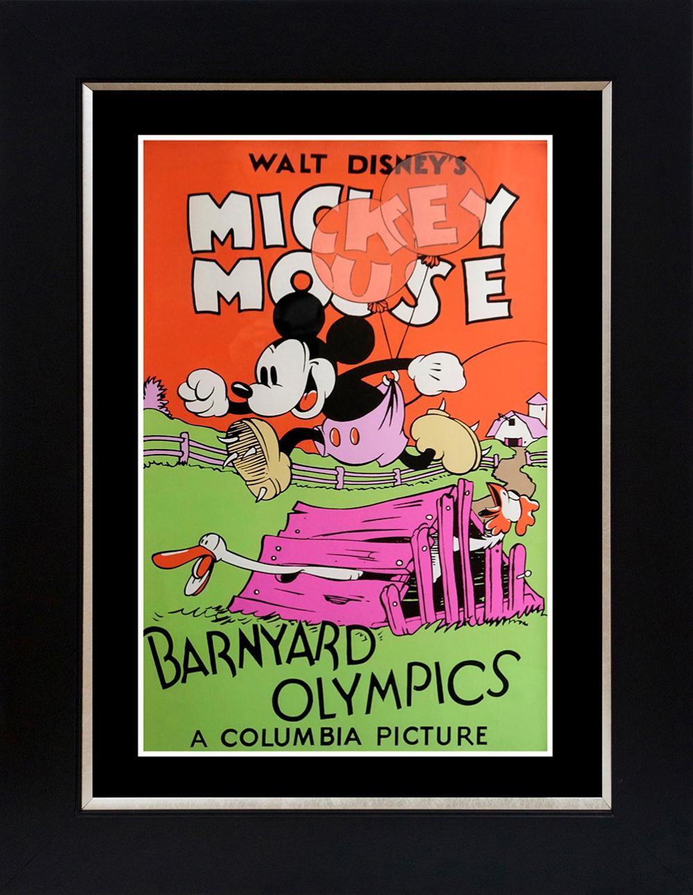 Walt Disney Lithograph Limited Edition