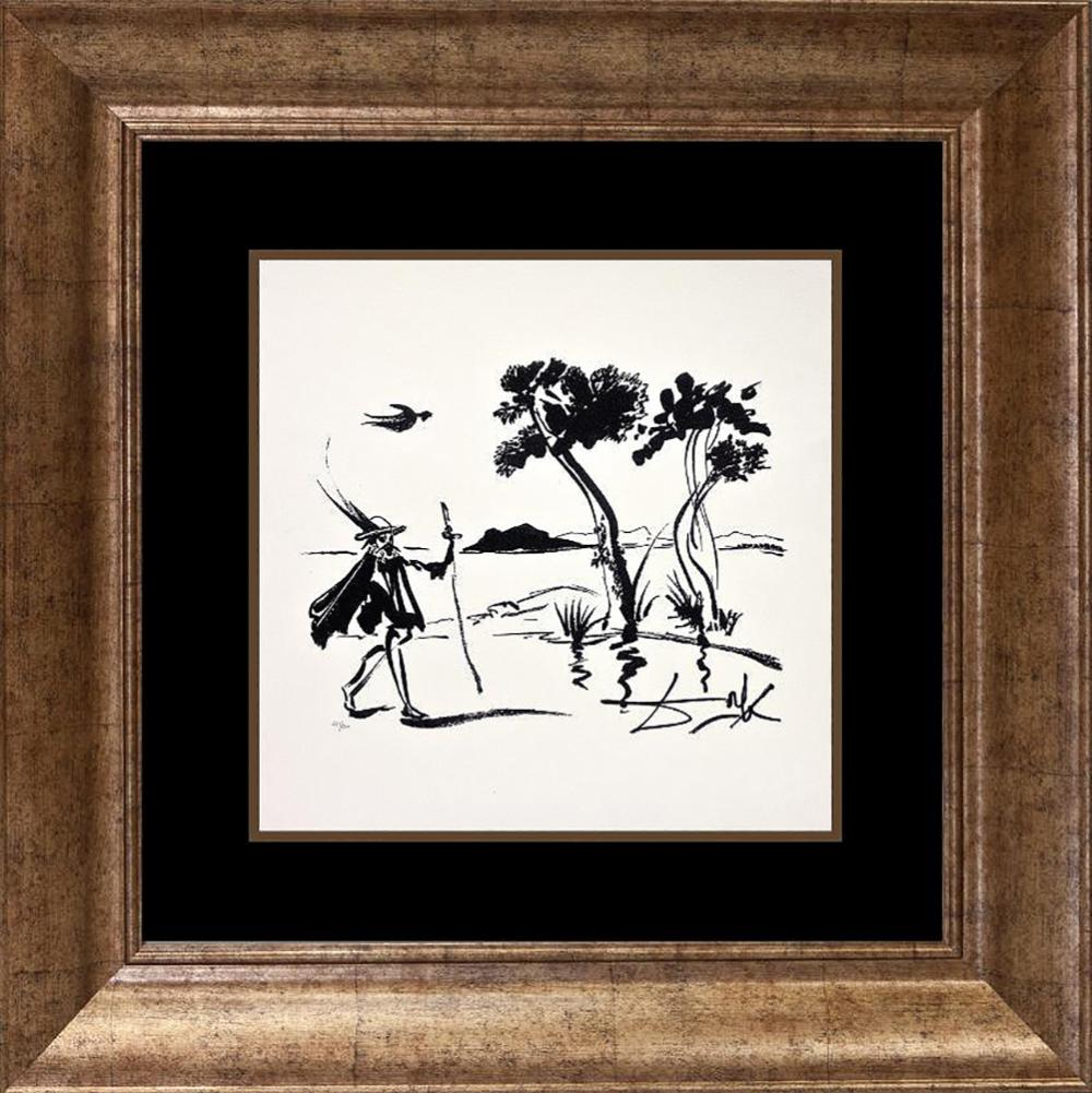 Salvador Dali Etching Limited Edition