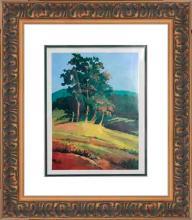 Lara-Original Oil Painting-Golden Meadow