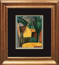 Pablo Picasso original Color Plate Hermitage Collection