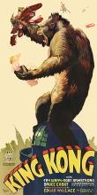King Kong 70x35 inches poster
