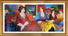 Patrica Limited Edition Hand Signed Serigraph