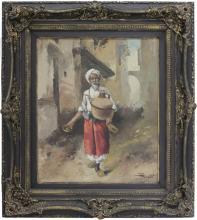 Sat Mar 25 Live Fine Art Auction Springtime