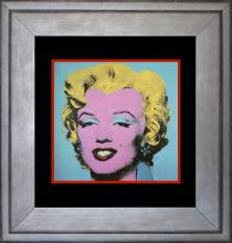 Andy Warhol color Plate lithograph from 1978