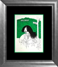 Al Hirschfeld Original Lithograph Ringo Star