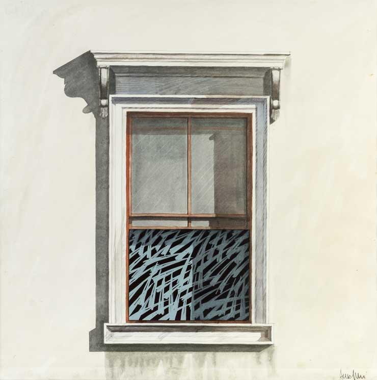 Anselmo anselmi finestra veneziana - Veneziana finestra ...