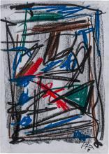 EMILIO VEDOVA, Untitled - C.1