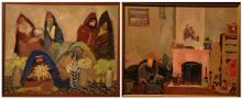 Lot of 2 Miron SIMA 1902-1999 Ukrainian - Russian - Israeli