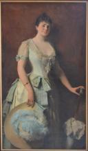 American, Russian & European painting XX century