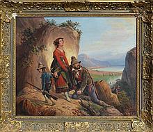 January SUCHODOLSKI (1797-1875) Russian - Italian