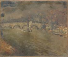 N. KUZNECOV (1850-1929) Ukrainian - Russian - French