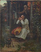 A. VIEZZHEV (1865-1918) Russian - Ukrainian