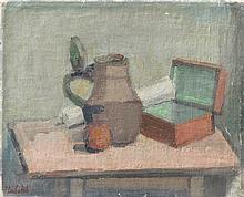O. LUBITCH (1896-1990) Russian - Belorussian - French