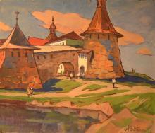 Alexandr VYATKIN (1922-2012) Russian - Ukrainian