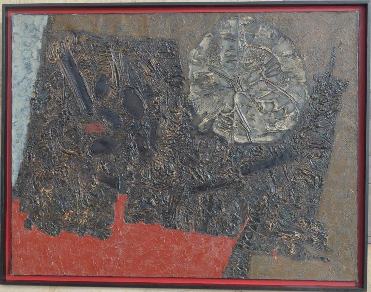 Rene Charles Acht (1920-1998) Switzerland