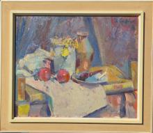 S. BONGART (1918-1985) Russian - Ukrainian - American