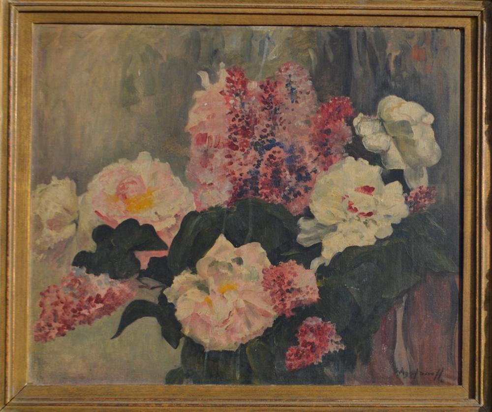 Evgeniy AGAFONOFF (1879-1956) Russian- American