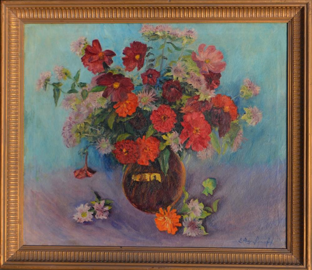 Evgeniy AGAFONOFF(1879-1956) Russian-American