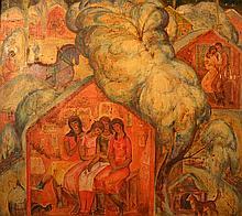 Pavel TAYBER (1940) Ukrainian - Russian - American