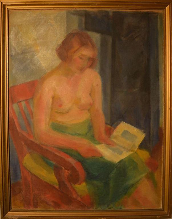 Leo ABRAMOWICZ (1889-1978) Ukrainian - Austrian