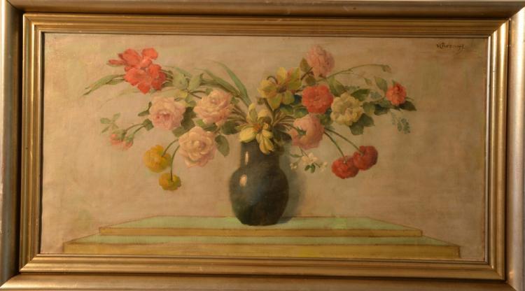 V. CHERNOFF (1888-1954) Ukrainian - Russian - American