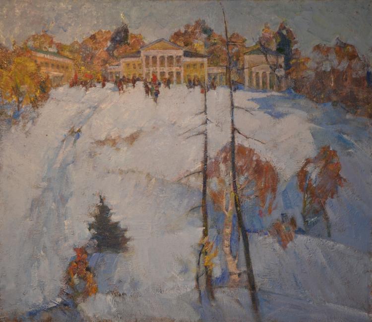 Victor BELOV (1925-2000) Russia - Ukraine