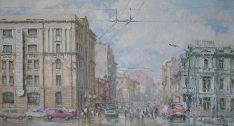 Roman AGASYAN (b.1959) Ukrainian - Armenian