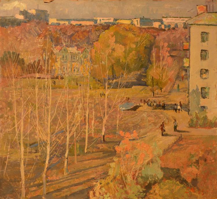 Grigoriy MARINICHENKO (1928) Russian / Ukraine