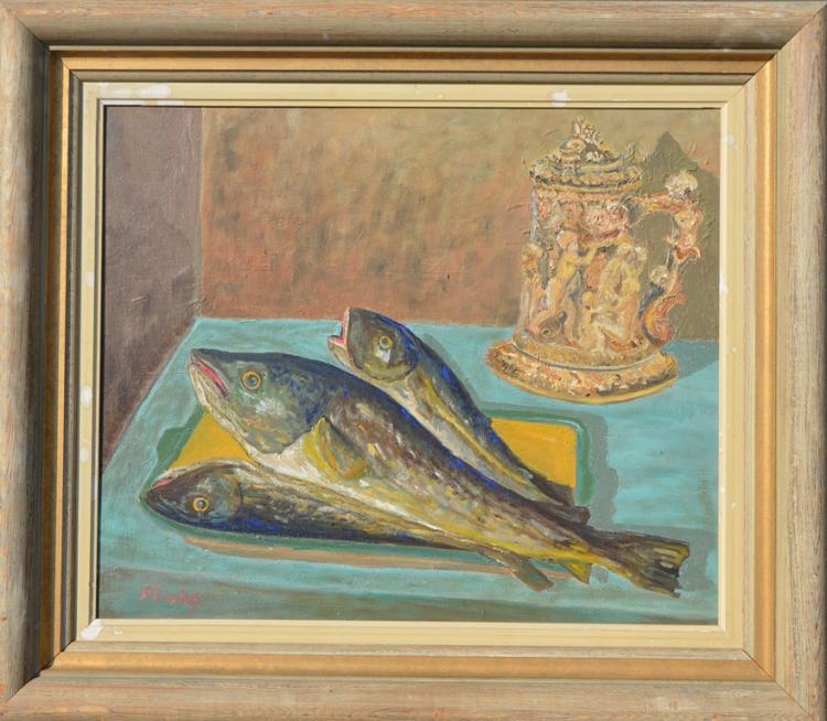 Nikolaj Ivanovic VASILEV (1892-1970) Russian / American