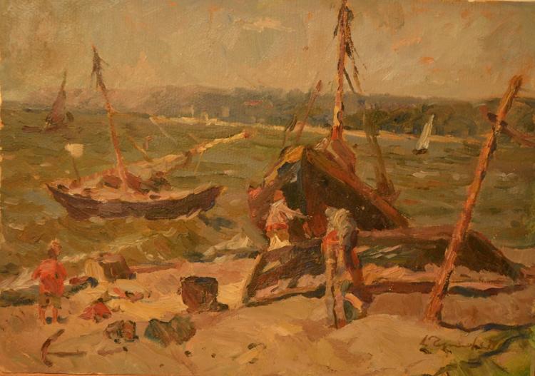 Leonid Ivanovich TCHERNOV (1915-1992)