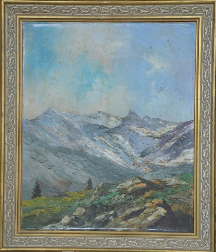 Paul SOKOLOFF (1873-1968) Russian / France