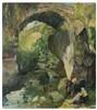 GIUSEPPE RIVAROLI Ronciglione1930 ca. Olio su tela cm 47 x 42, Giuseppe Rivaroli, €120