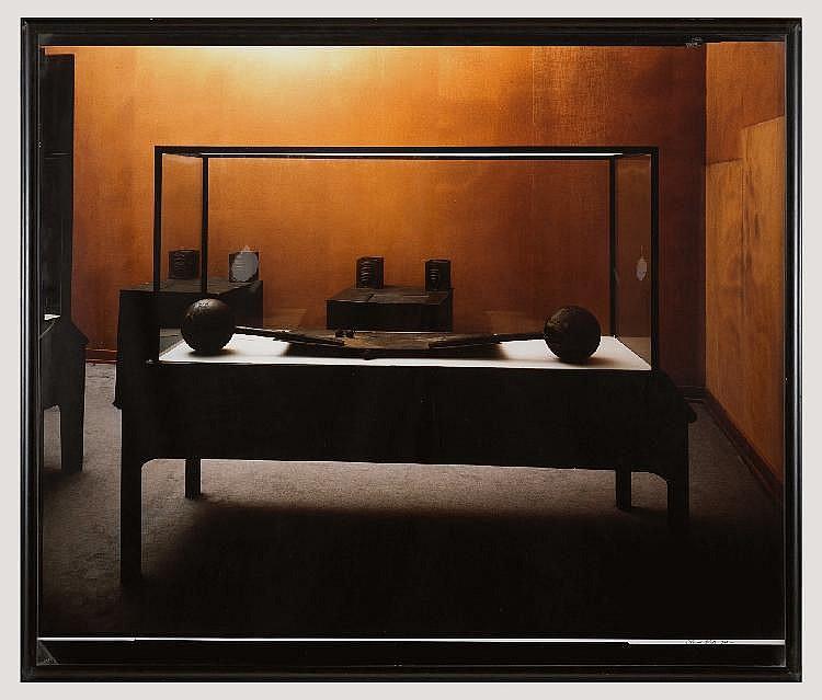 "CLAUDIO ABATE"" From Joseph Beuys installation"" 1988"