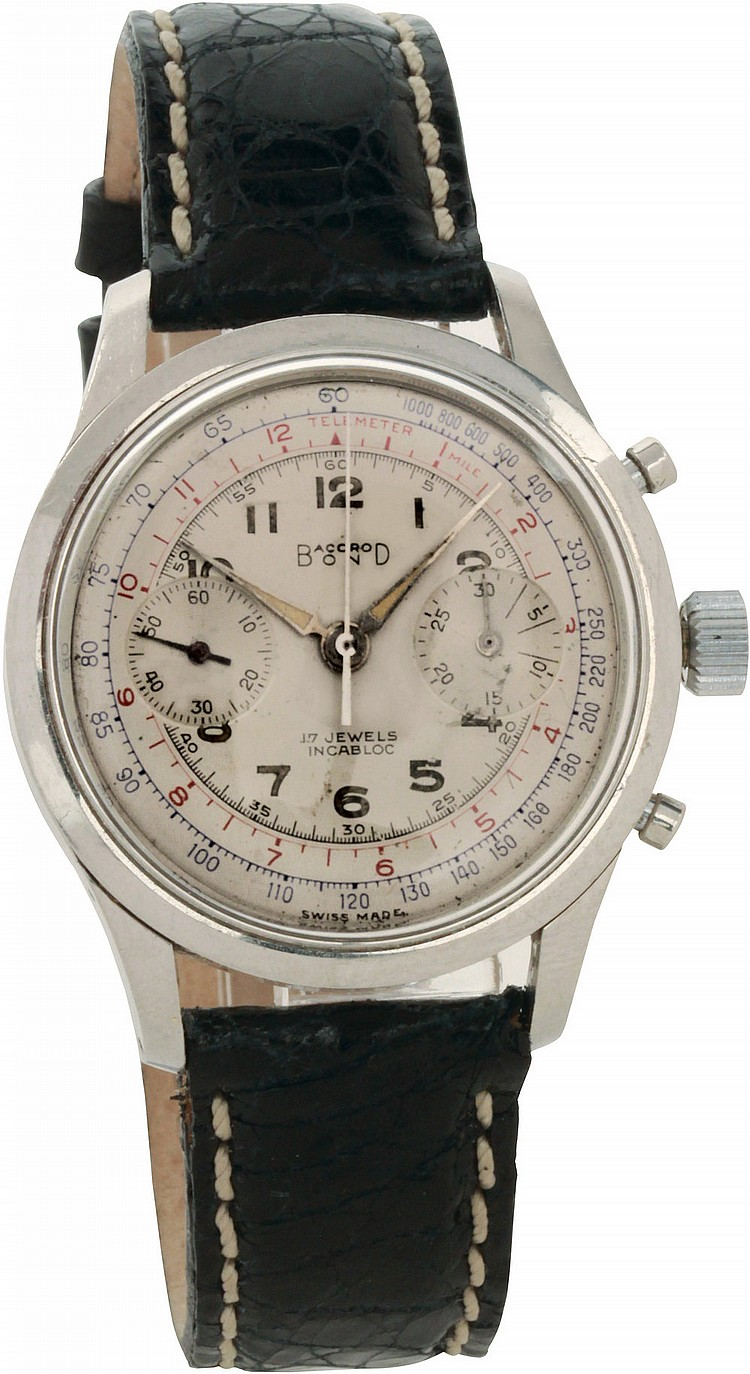 Chronograph Accro Bond, '50s