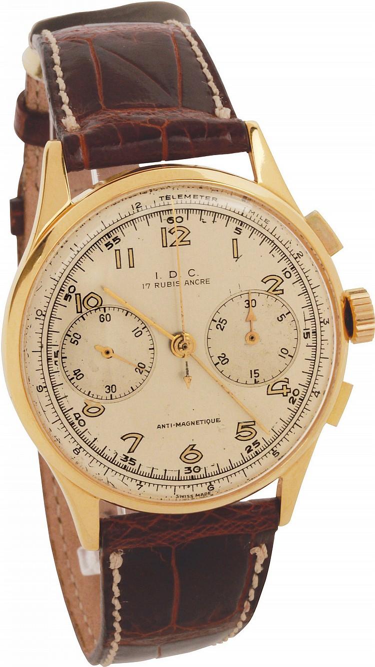 I.D.C. Crono 2 contatori 1960-80