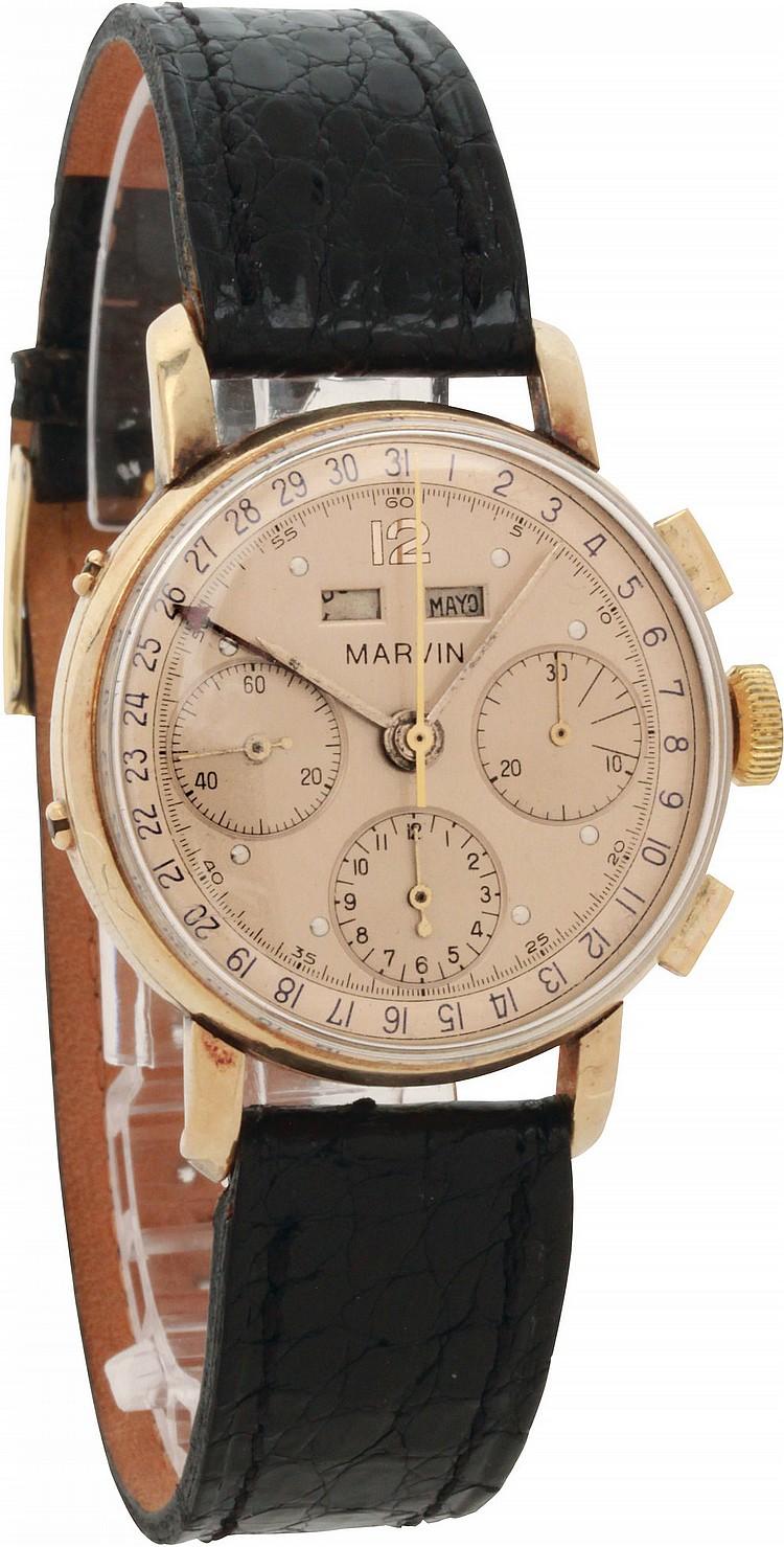 Marvin Crono Calendar, '40s
