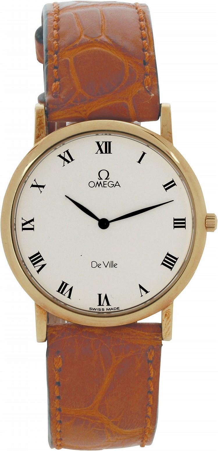 Omega DeVille ref. 73002300, '90s